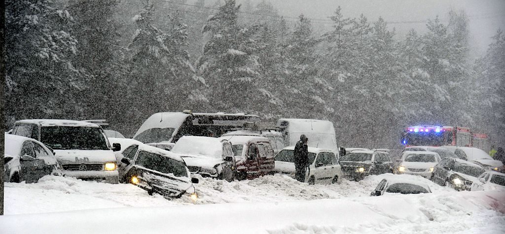 Highway Accidents |  Getty-
