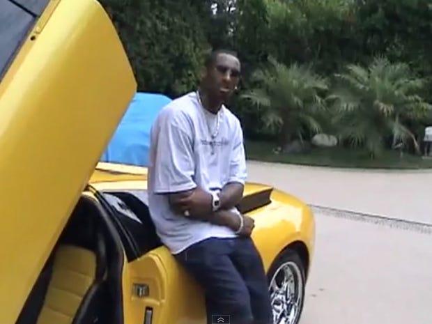 Kobe Bryant Lamborghini Murcielago | YouTube
