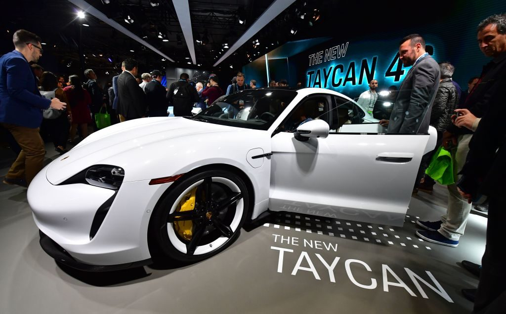 Why The Porsche Taycan Is Faster Than A Tesla