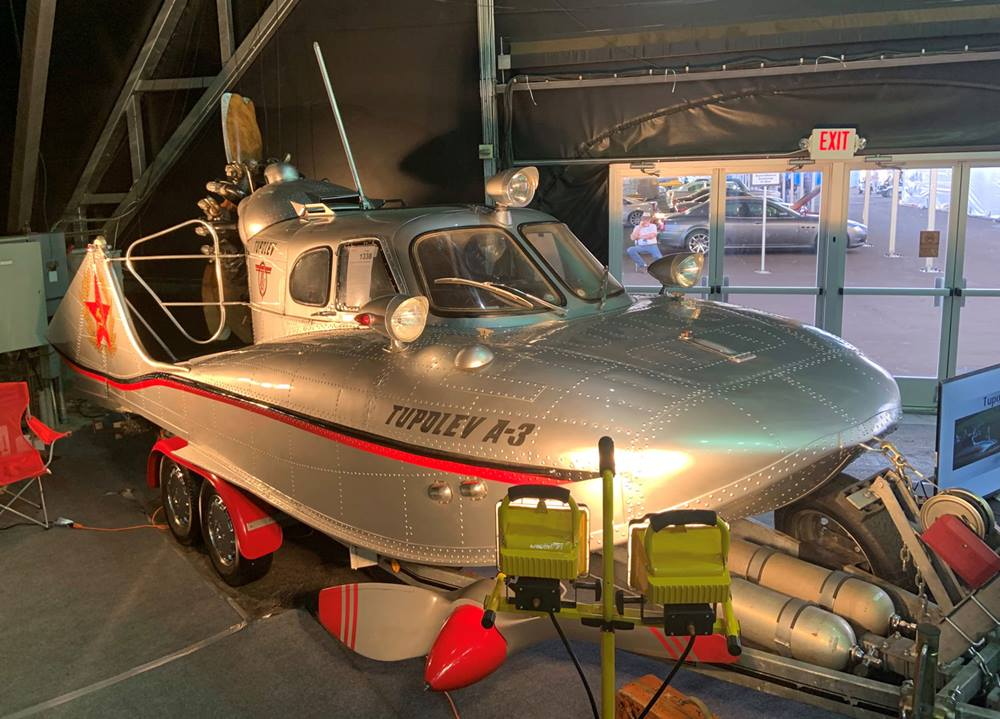 Tupolev A-3 Aerosledge | Barrett-Jackson