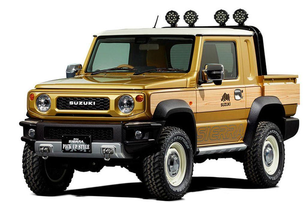 Suzuki Sierra   Suzuki
