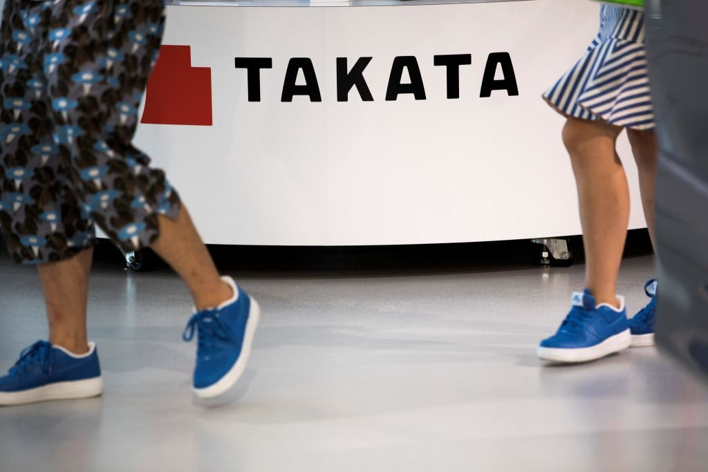 Takata, the company responsible for so many airbag recalls