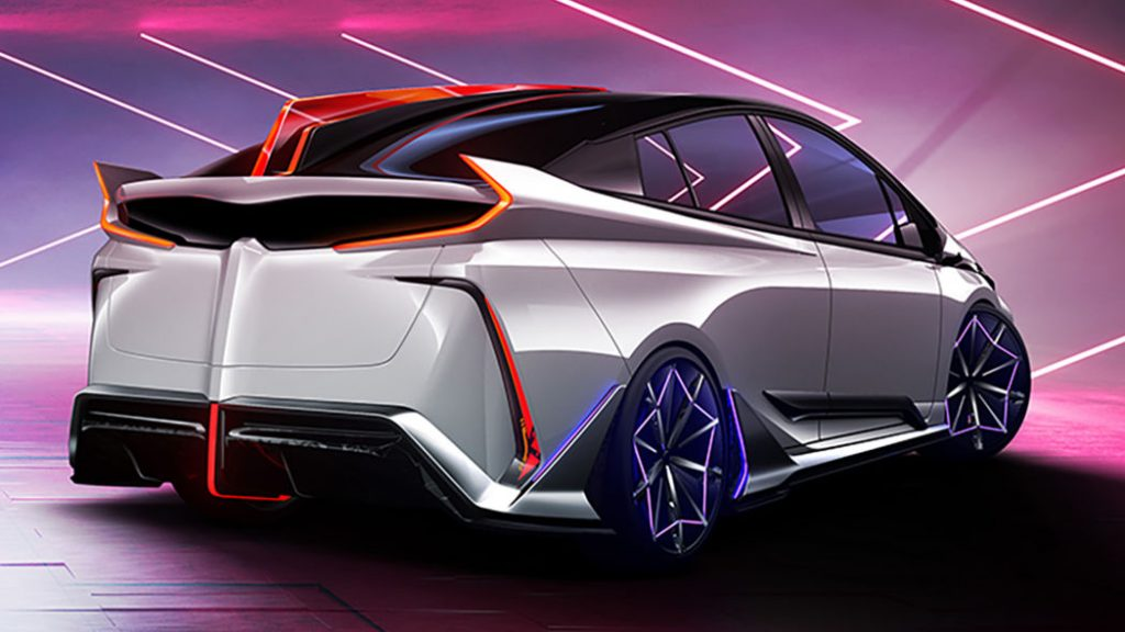 Toyota Modellista Ambivalent RD Concept 2020-0