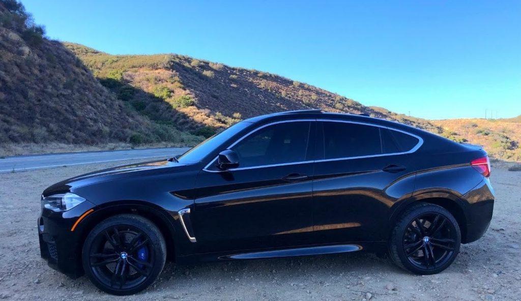Tuned BMW X6 M