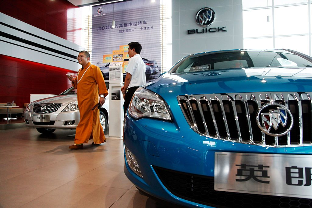 US Autos In China | Getty-0