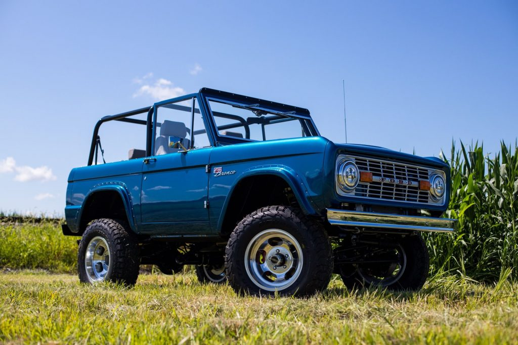 1966 Gateway Ford Bronco Coyote