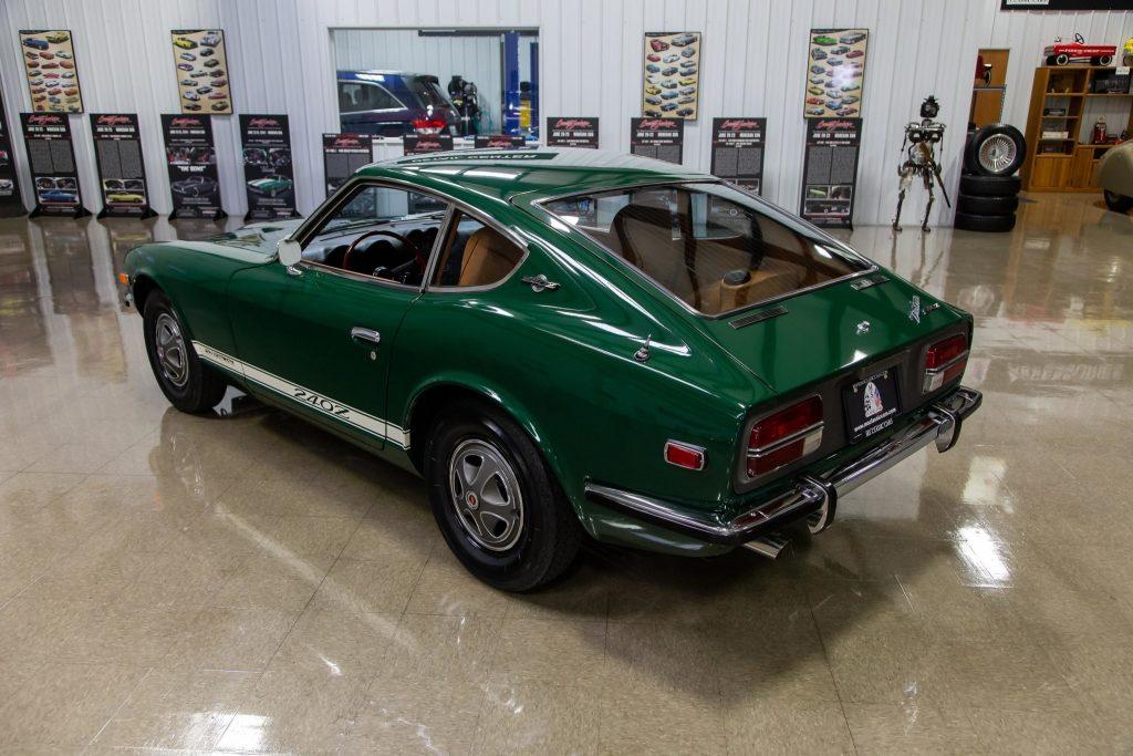 1971 Datsun 240Z rear