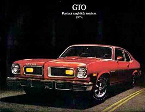 1974 Pontiac GTO | GM