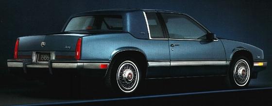 1986 Cadillac El Dorado | GM