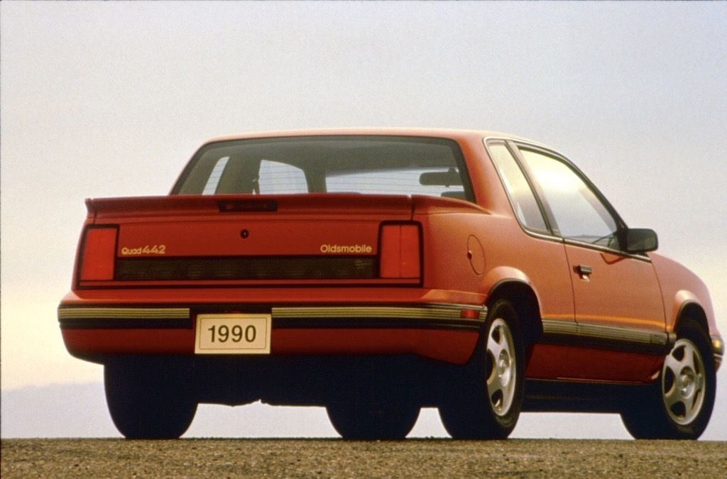 1990 Olds 442 | GM