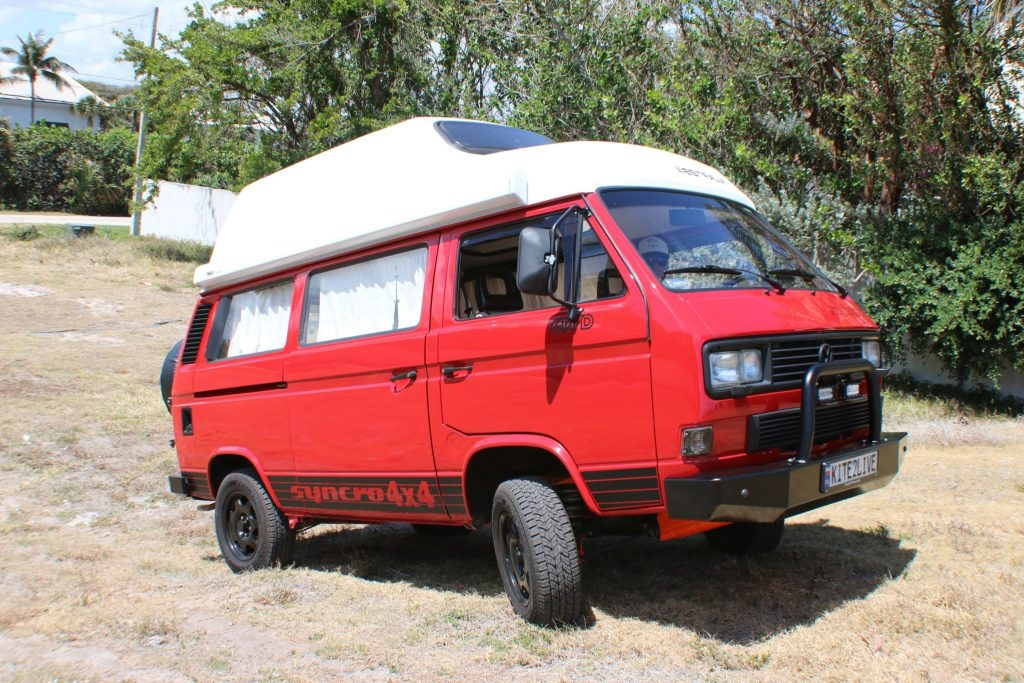 1991 Volkswagen Vanagon Syncro