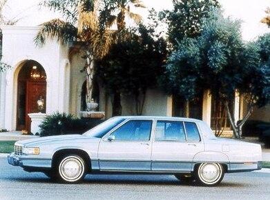 1992 Cadillac Fleetwood | GM
