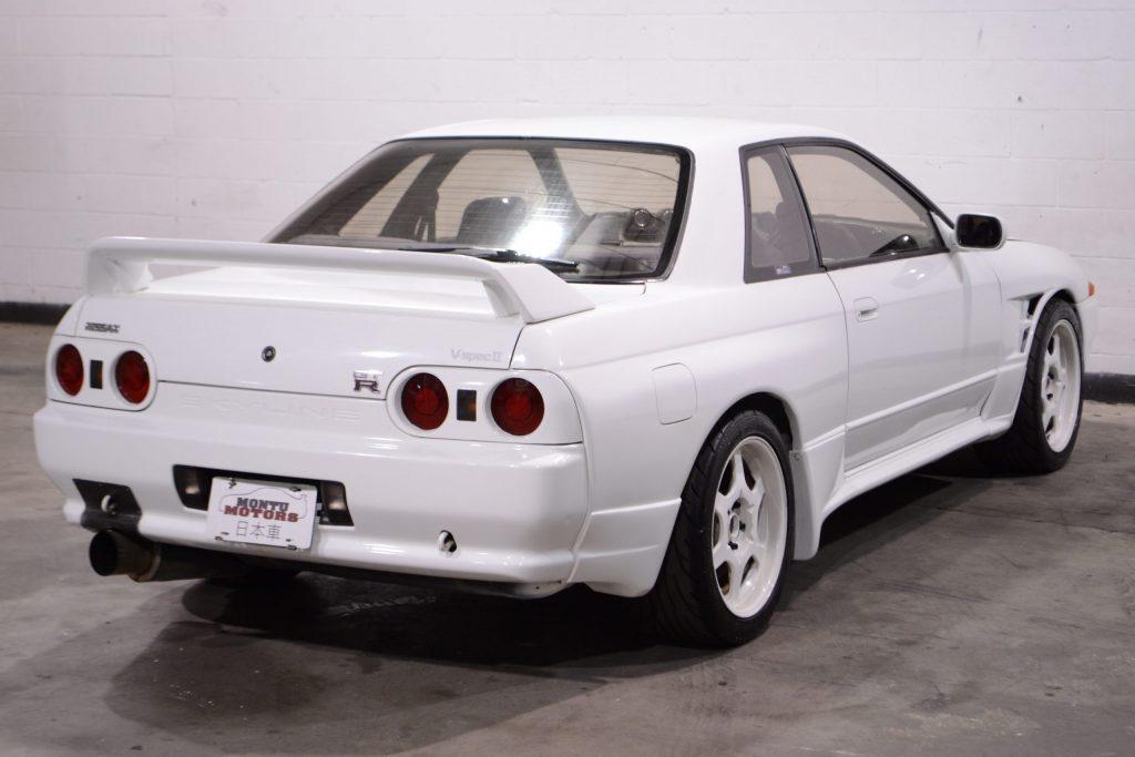 1994 Nissan Skyline GTR R32 Vspec II