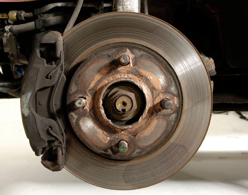 2001 Ford Ka Brake Disc.