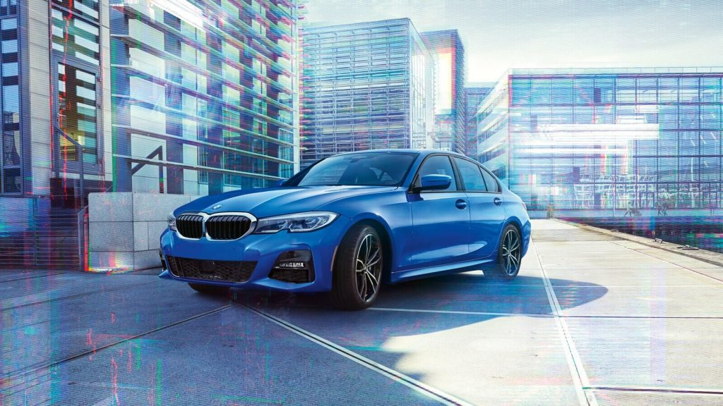 2019 BMW 330i with M Sport package