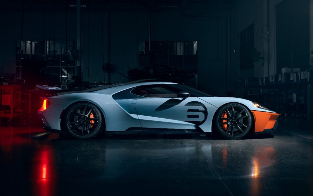 2020 Ford GT Heritage Edition | Ford