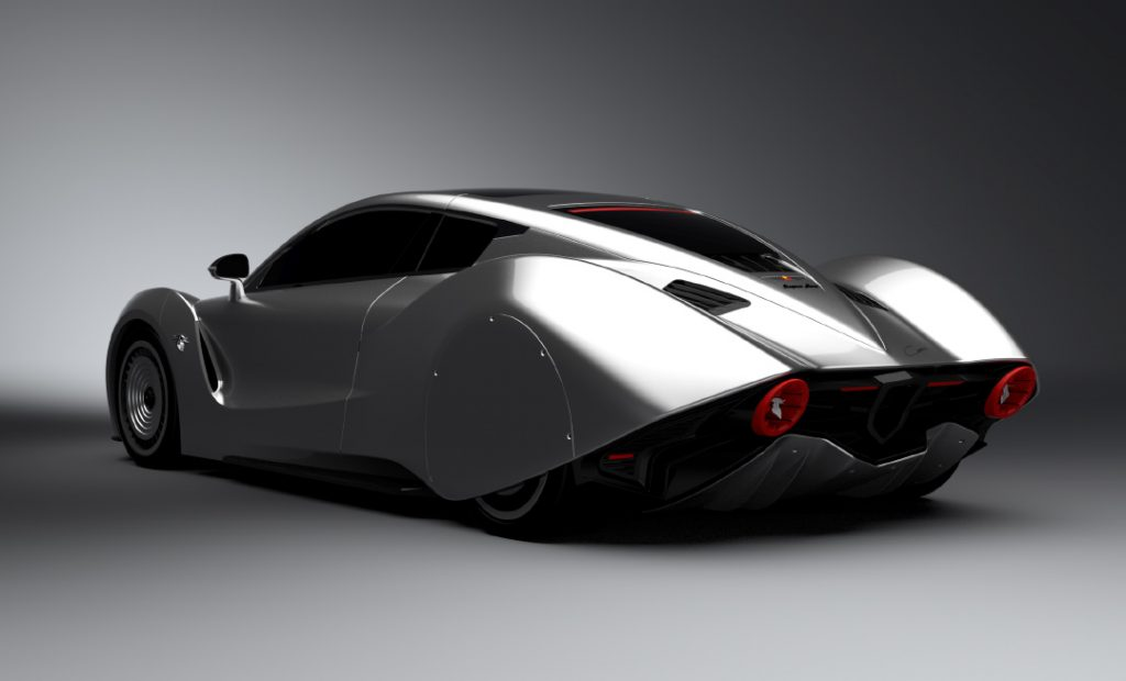 2020 Hispano Suiza Carmen | HS-