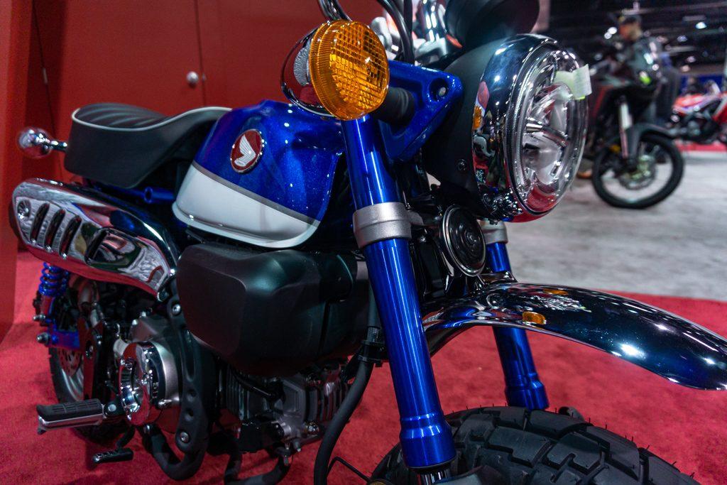 2020 Honda Monkey front