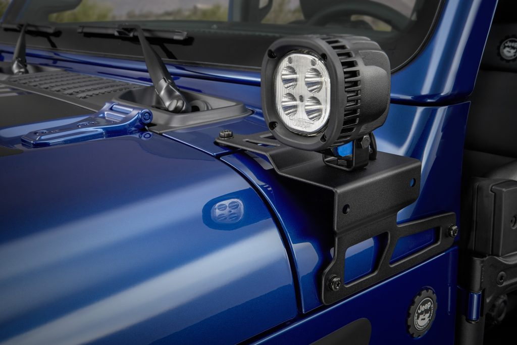 2020 Jeep Wrangler JPP20 light kit