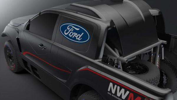 020 Ranger Rally Raid racer | Ford-