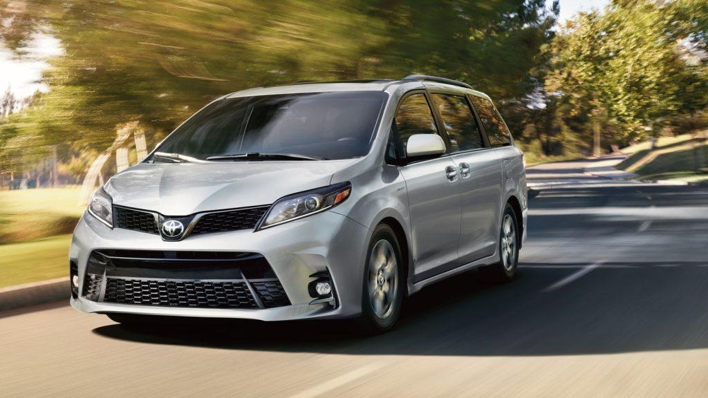 2020 Toyota Sienna SE Premium AWD