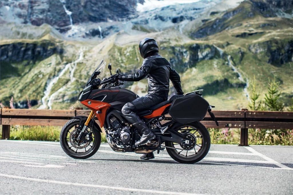2020 Yamaha Tracer 900 GT