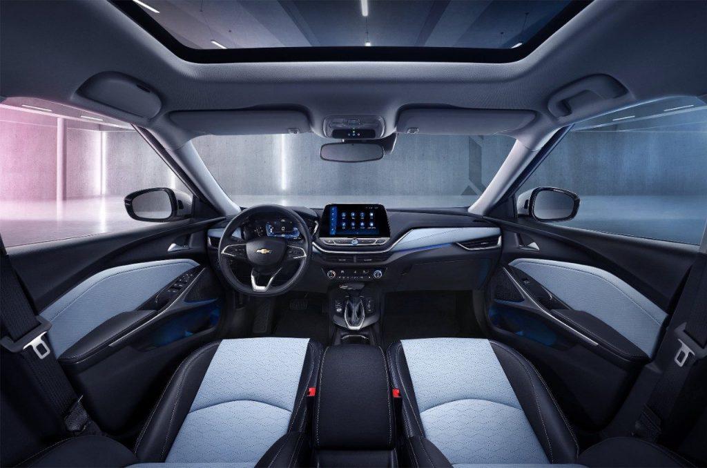 2021 Chevy Menlo EV | GM-