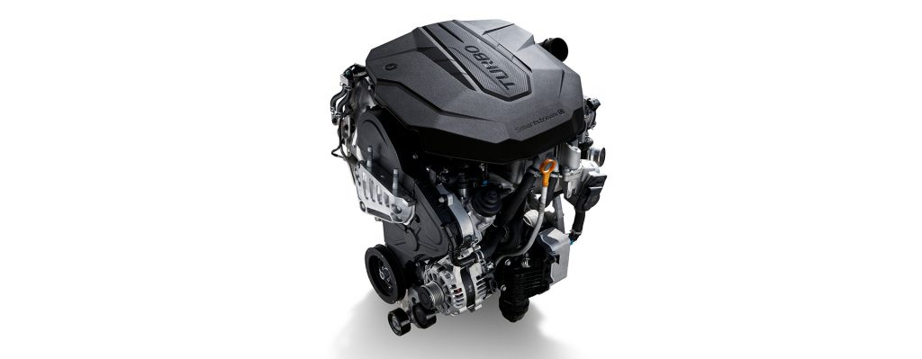 2021 Kia Sorento 2.5T engine