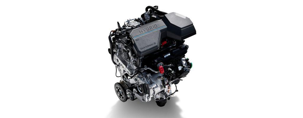 2021 Kia Sorento hybrid engine
