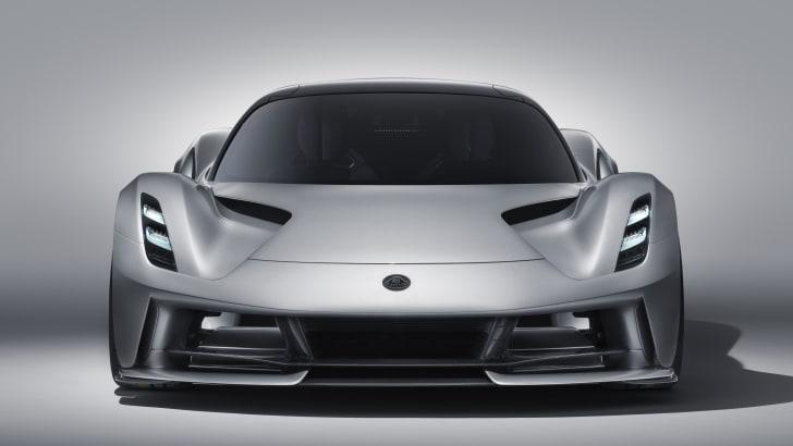 2021 Lotus Evija Hypercar | Lotus