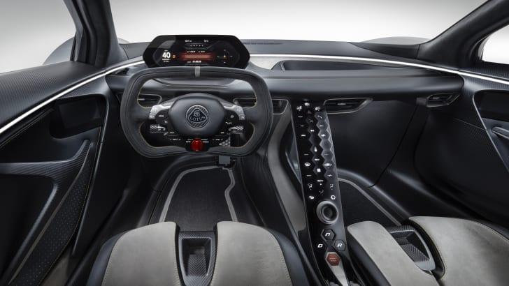 2021 Lotus Evija Hypercar   Lotus