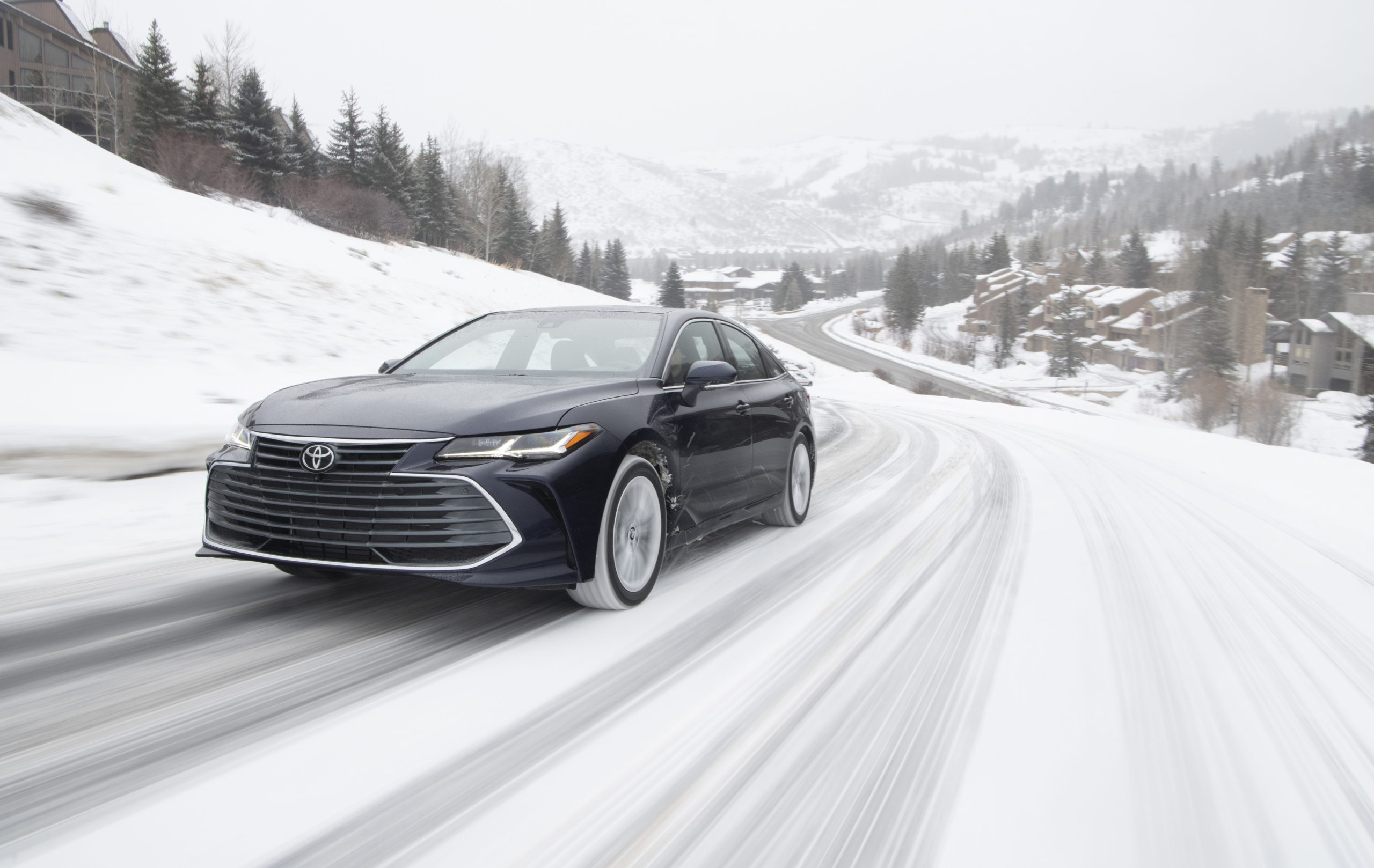 is the new toyota avalon awd worth the upcharge