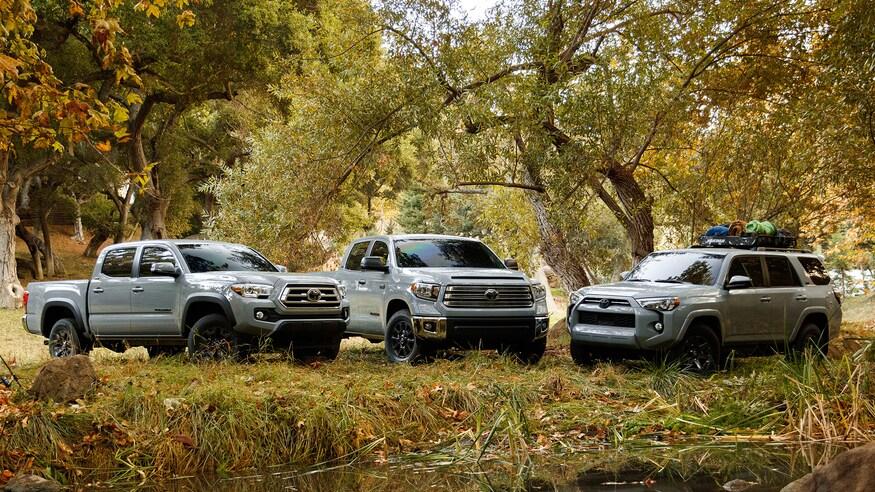 2021-Toyota-Tacoma-Tundra-4Runner-Trail-Editions