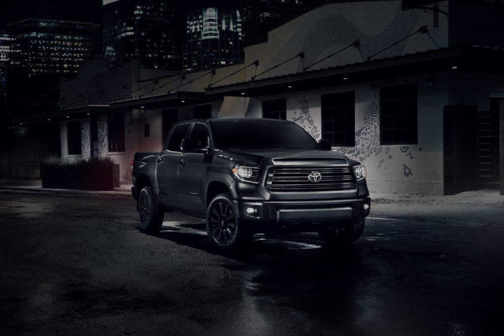 2021 Toyota Tundra Nightshade