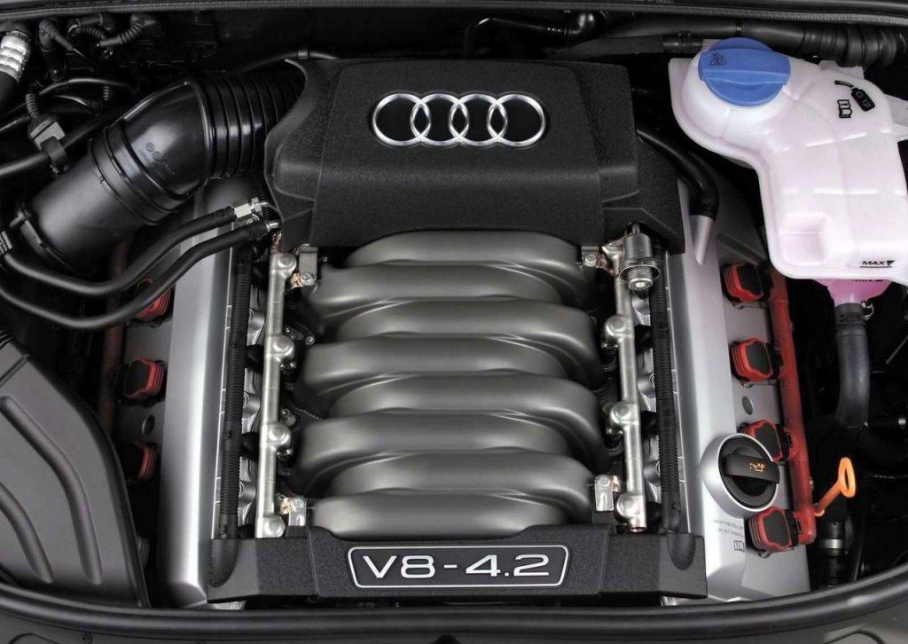 The Audi S4 Model You Should Never Buy | Audi V8 Quattro Engine Diagram |  | MotorBiscuit.com