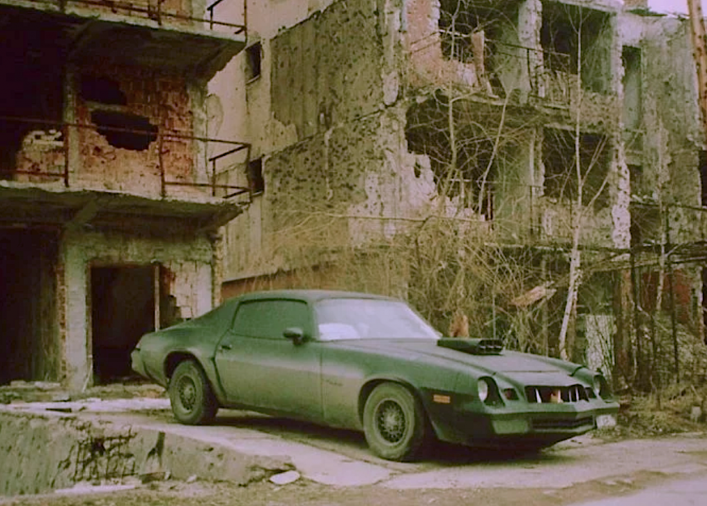 Bosnia Special Forces Camaro | Meyer-4