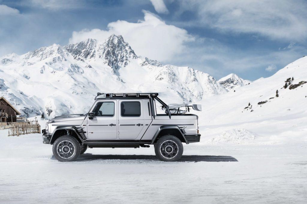 Brabus 800 Adventure XLP side