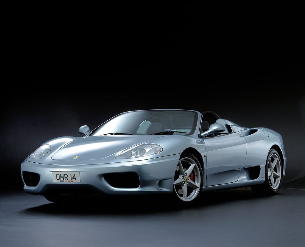 The Cheapest Ferraris You Can Buy