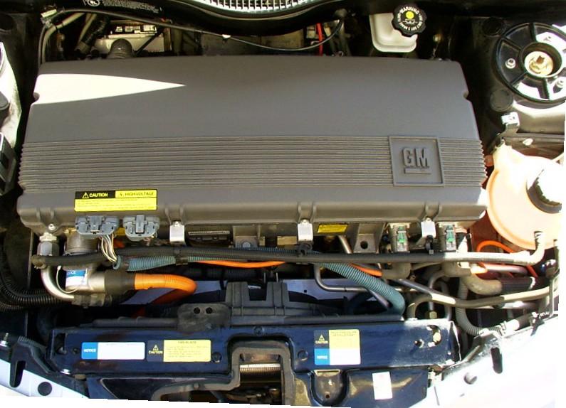 GM EV1-GM