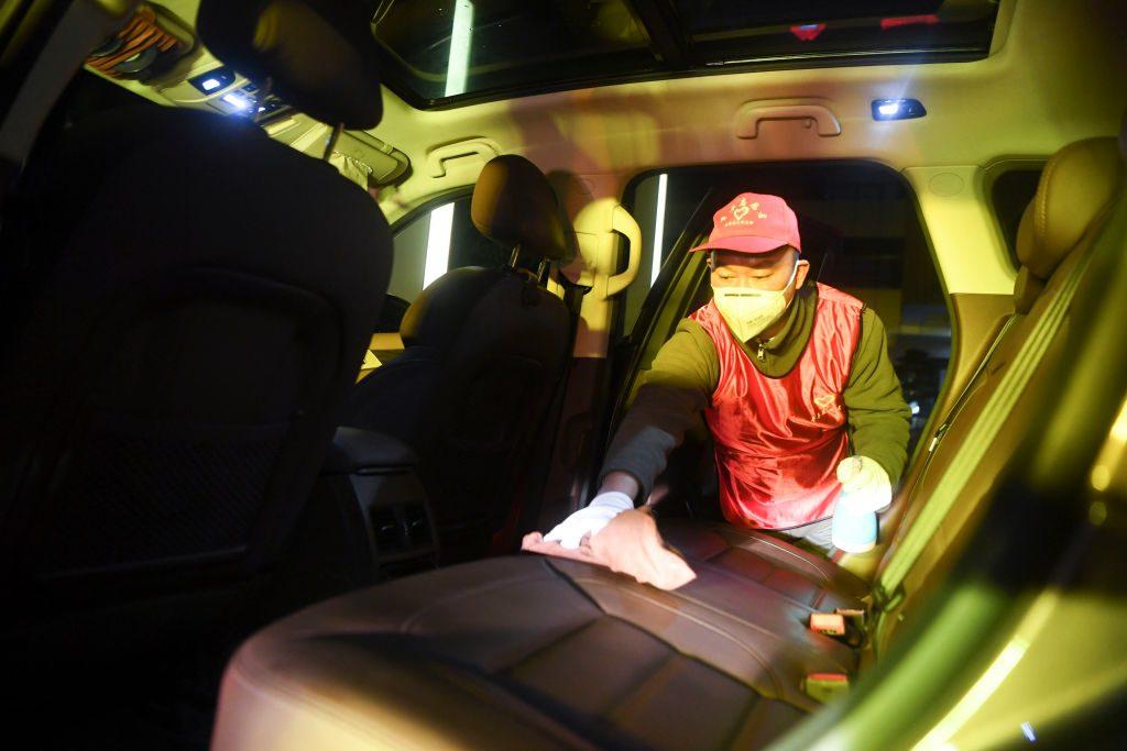 Coronavirus Volunteer Driver