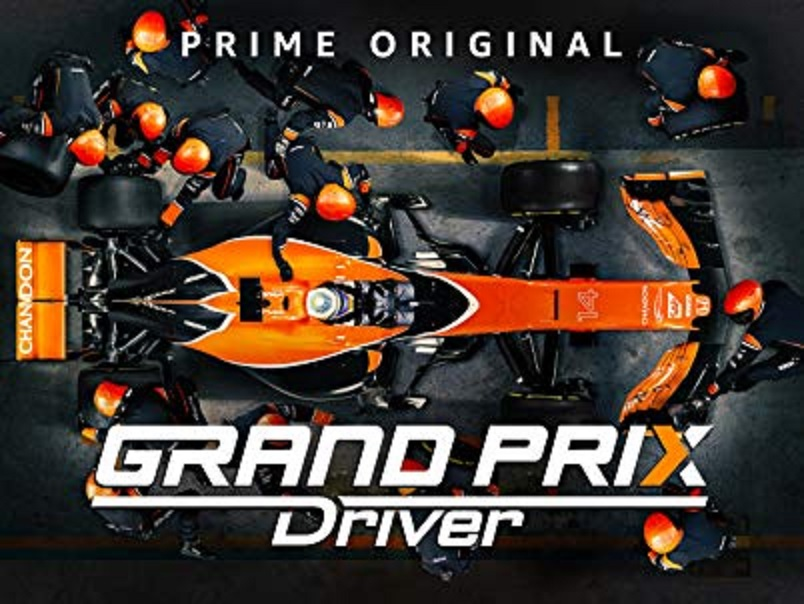 Grand Prix Driver teaser