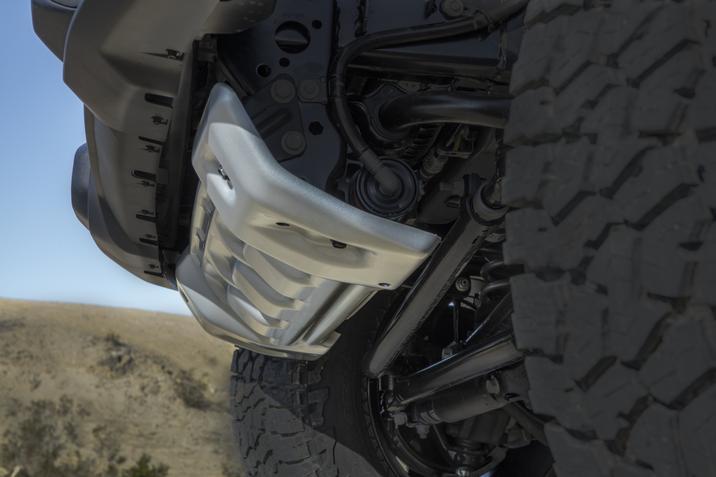 Jeep Gladiator Mojave skid plate
