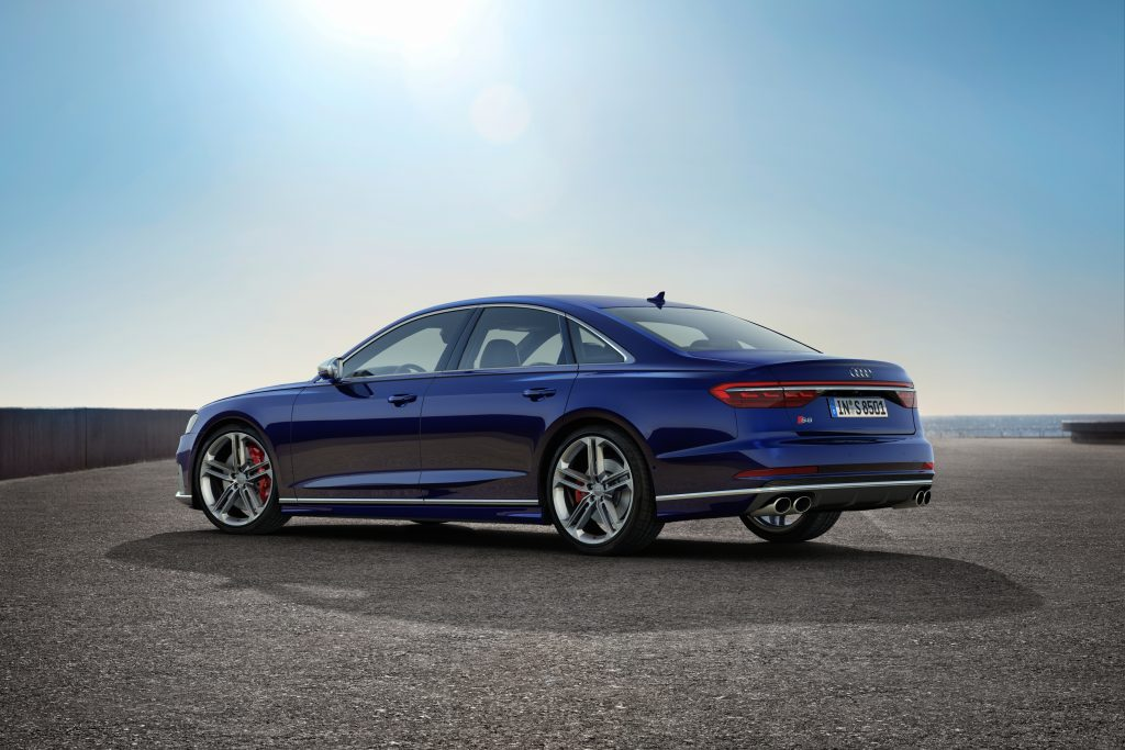 2020 Audi S8 Is It Worth The Extra Money And Horsepower Over The A8