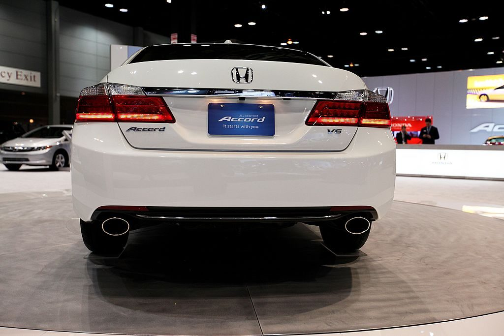 2013 Honda Accord, at the 105th Annual Chicago Auto Show