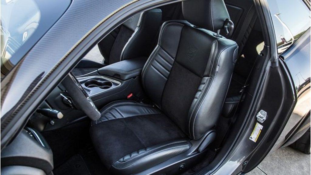 2018 SpeedKore carbon fiber Challenger Demon | SpeedKore-