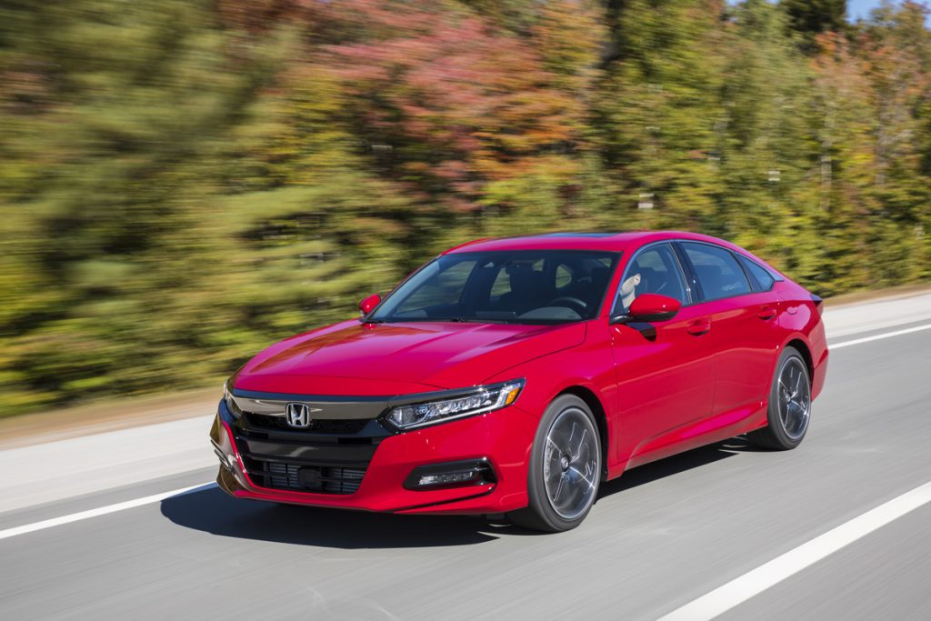 2020 Honda Accord Sport 2.0T