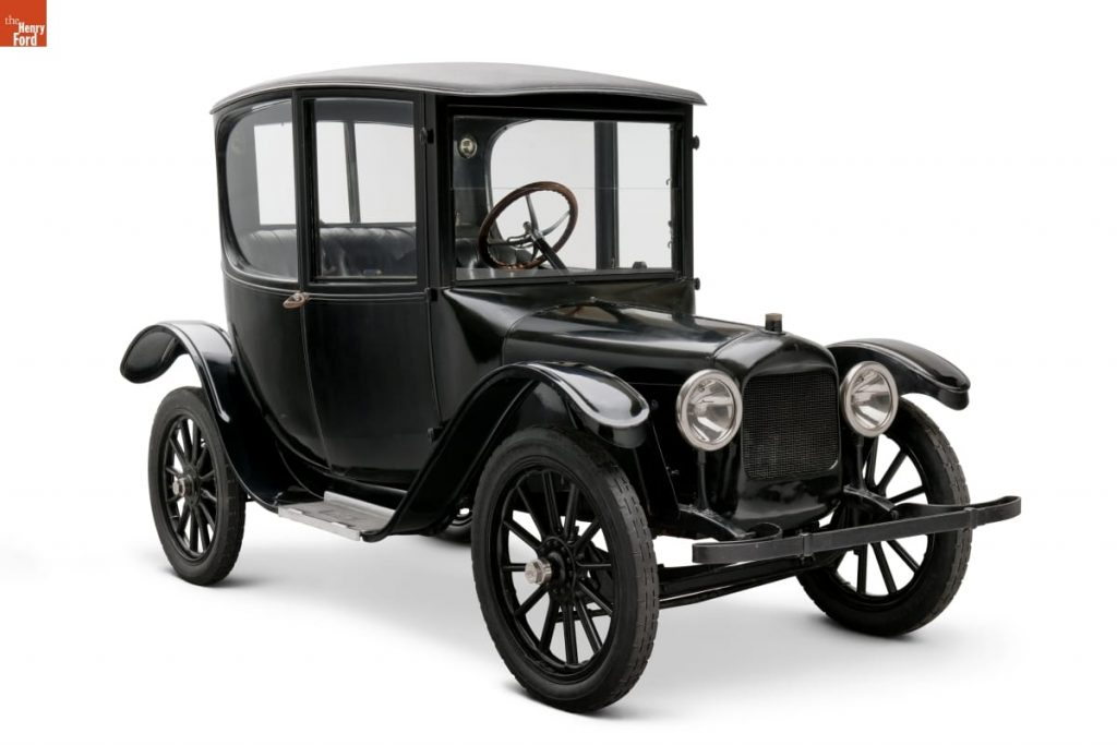 1916 Woods Dual-Power Hybrid Coupe