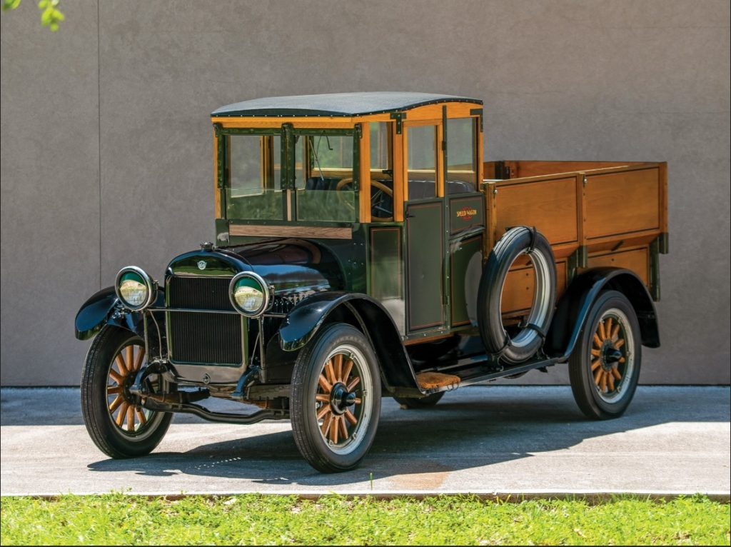 1926 Reo Speedwagon Model G