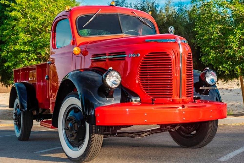 1949 Reo Speedwagon D19XA