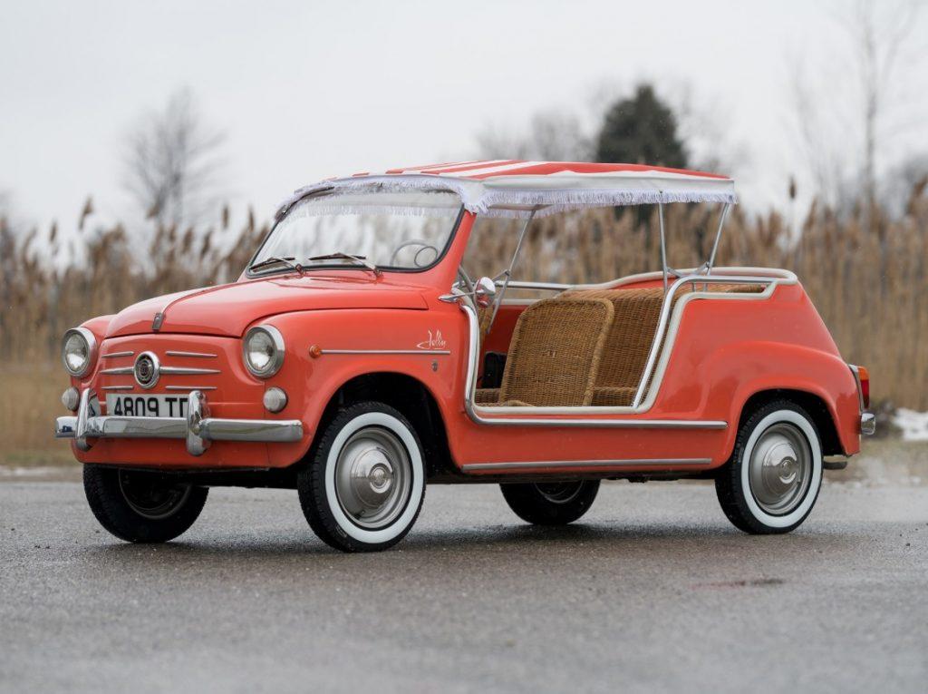 1962 Fiat 600 Jolly